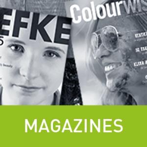 magazines kleuradvies